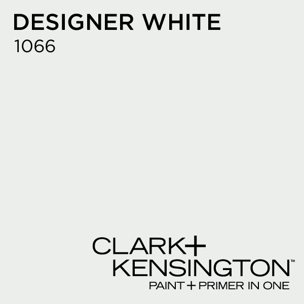 Designer White 1066 By Clark+Kensington True White Trim
