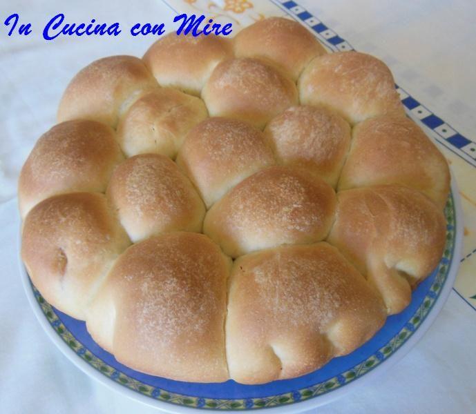 Danubio-ricetta base   In cucina con Mire