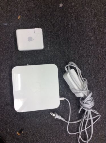 Apple AirPort Extreme A1143 802.11n Wi-Fi Wireless Base Station