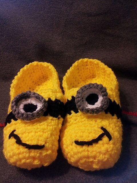 Mejores 123 imágenes de Minions en Pinterest | Minions de ganchillo ...