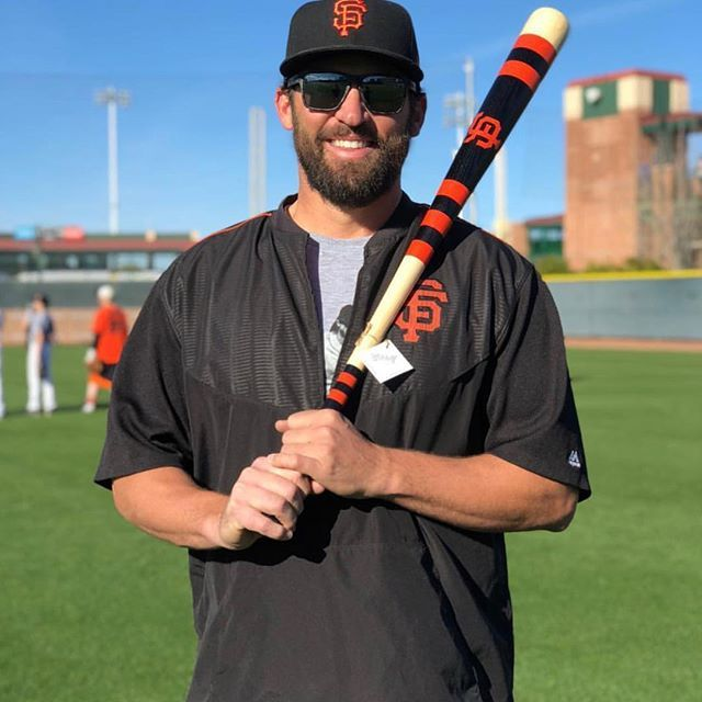 The one and only Coach Chad Chop of the @sfgiants | Chad, Coach ...
