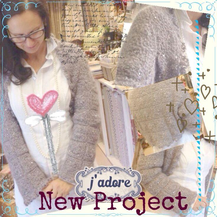 New Project is Finish!!!Roberta de Marchi   Quilt,Patchwork & Yarn Shop Milan Via Solari 46  Merate Via Perego 4 www.robertademarchi.com