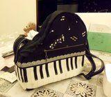 Piano purse tutorial