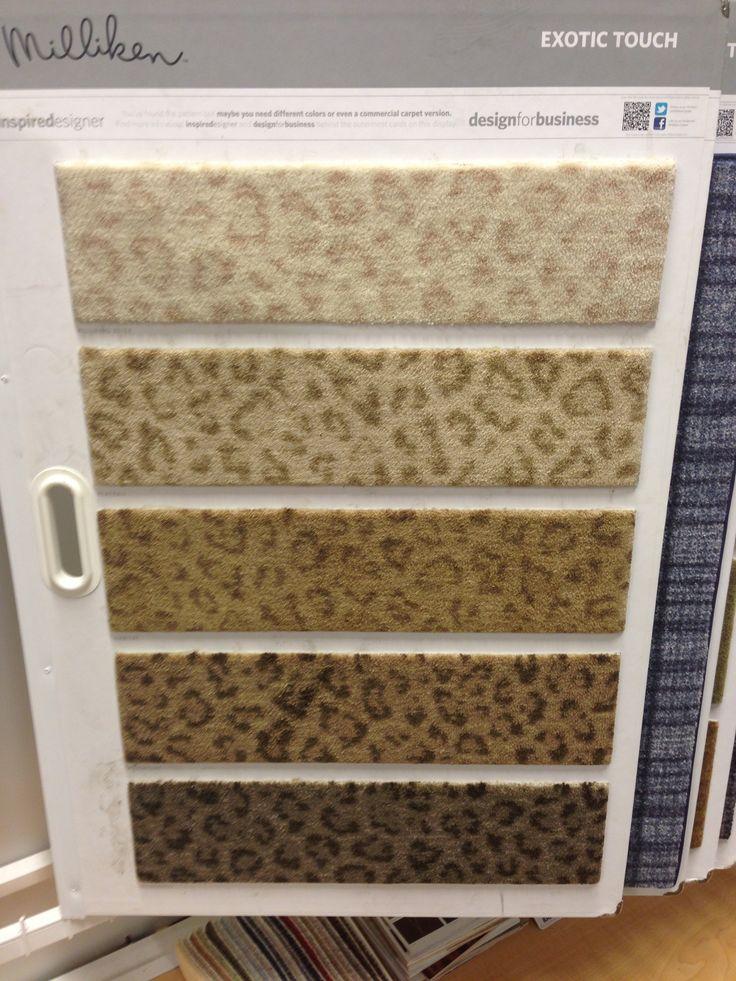 Cheetah carpet meze blog for Zebra print flooring