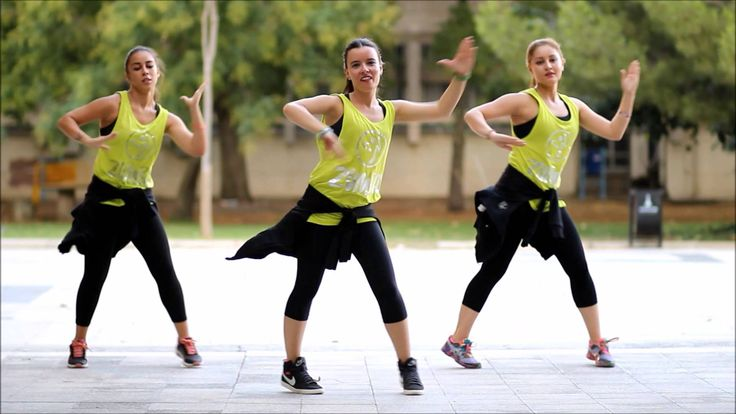 Daddy Yankee - Sígueme y Te Sigo/Zumba® fitness Choreography by Ecem