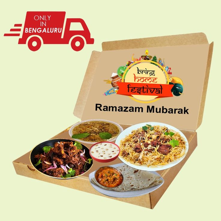 "Want to make your IFTAR more delicious? Order finger licking ‪#‎IFTARComboMeal‬ with Chicken Haleem, Hyderabadi Chicken Biryani, Muttonn Pepper Dry, Rumali Roti and Butter Chicken and get free home delivery only at ‪#‎BringHomeFestival‬. Use ""RAMADAN2016"" as ‪#‎cuponcode‬ to avail special discounts. Hurry Up! Order Now!"