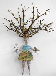 """Overgrown"" by Kathy Ruttenberg"