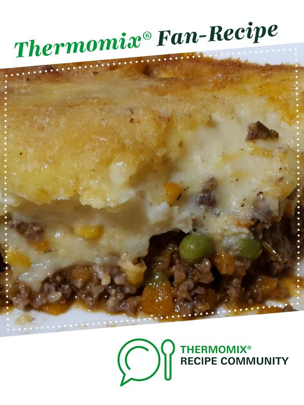 Shepherd S Pie All In One Recipe Thermomix Recipes Recipes Thermomix Recipes Dinner