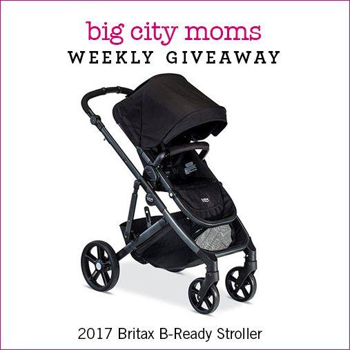 BCM Weekly Giveaway: 2017 Britax B-Ready Stroller