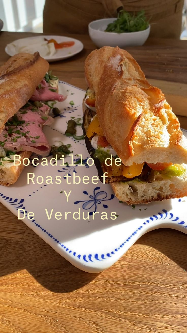 Pesto, Beef Sandwich, Slow Food, Chefs, Bakery, Food And Drink, Bread, Healthy Recipes, Cooking