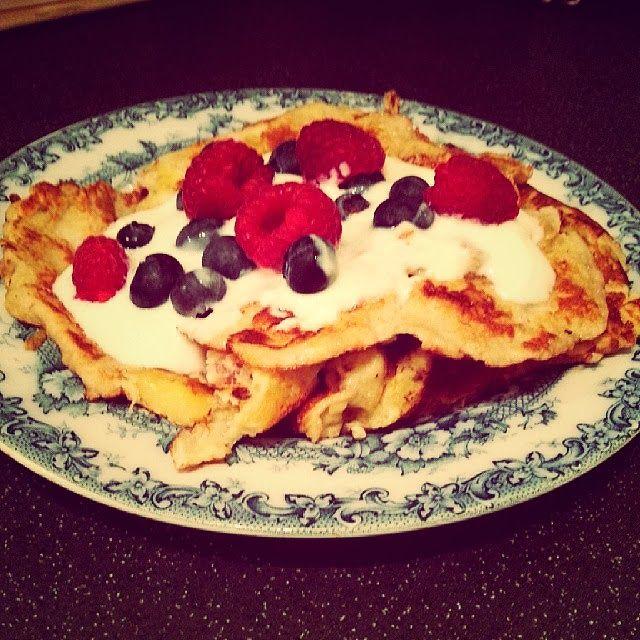 My Slimming World Adventure: Recipe: SYN FREE Banana Pancakes