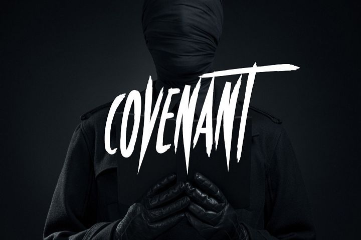 Covenant Brush Font Free Fonts Dafont Over 170000 Free Fonts