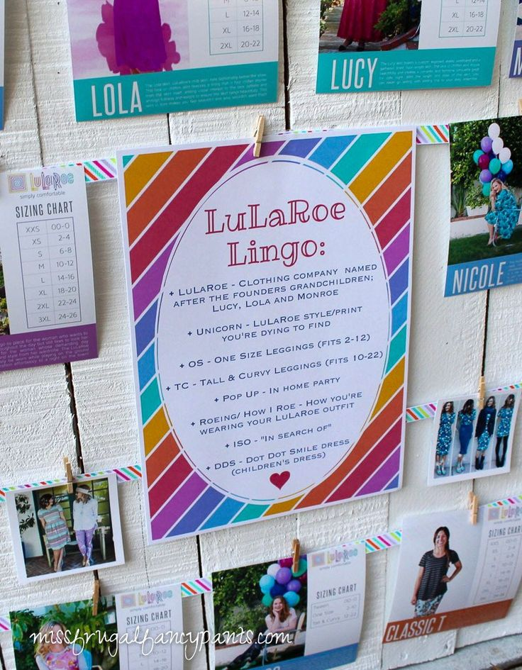 62 best LuLaRoe birthday images on Pinterest Lularoe party