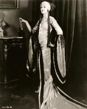 """Myrna Loy publicity still for """"The Gilded Highway"""", 1926 by LourdesV"""