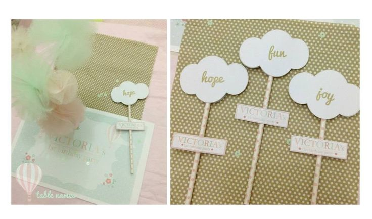 Stationery for the event by Eve & artistry.