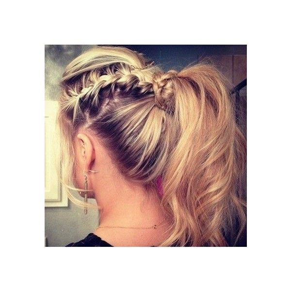 Popular Hair Beauty from Pinterest 28 Feb 2012 found on Polyvore
