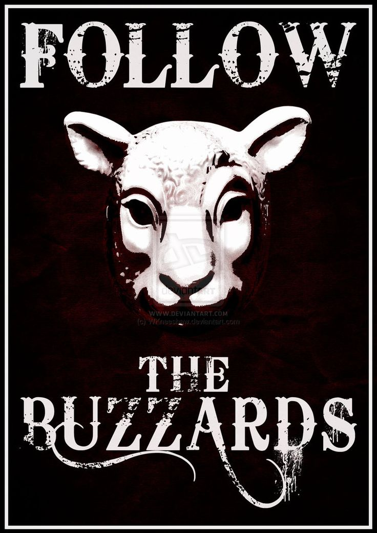 FOLLOW THE BUZZARDS WERE COMING THE WYATT FAMILY