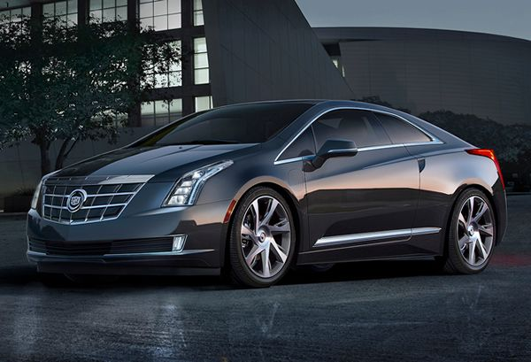 2014 Cadillac ELR eco-luxe car unveiled at North American International Auto Sho… – Auto.