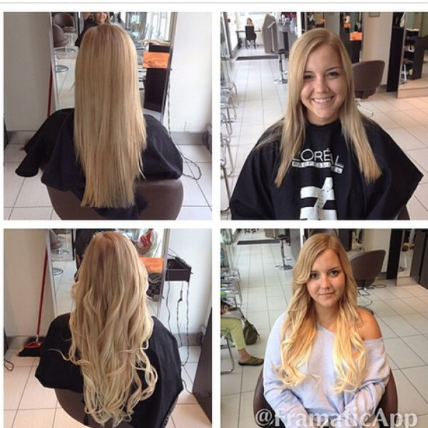 72 best hair extensions before and after images on pinterest hair extensions before and after glam seamless hair extensions pmusecretfo Choice Image
