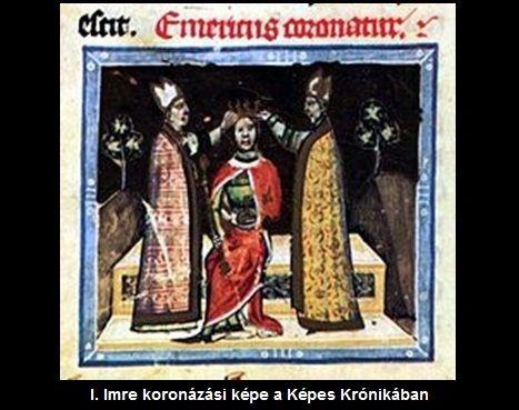Éppen most 810 éve annak, hogy I. Imre magyar király elhunyt. Imre 1196 és 1204 közt uralkodott, III. Béla és Chatillon Ágnes fiaként, és az Aranybullát kiadó II. András testvéreként. Az Árpád-házi királyok időszakának második felében, alig nyolc esztendőn keresztül ült a magyar trónon. Nevéhez köthető az...