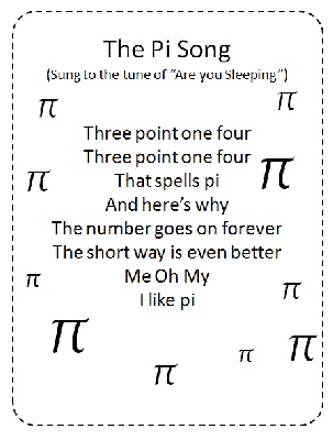 how to find words in pi