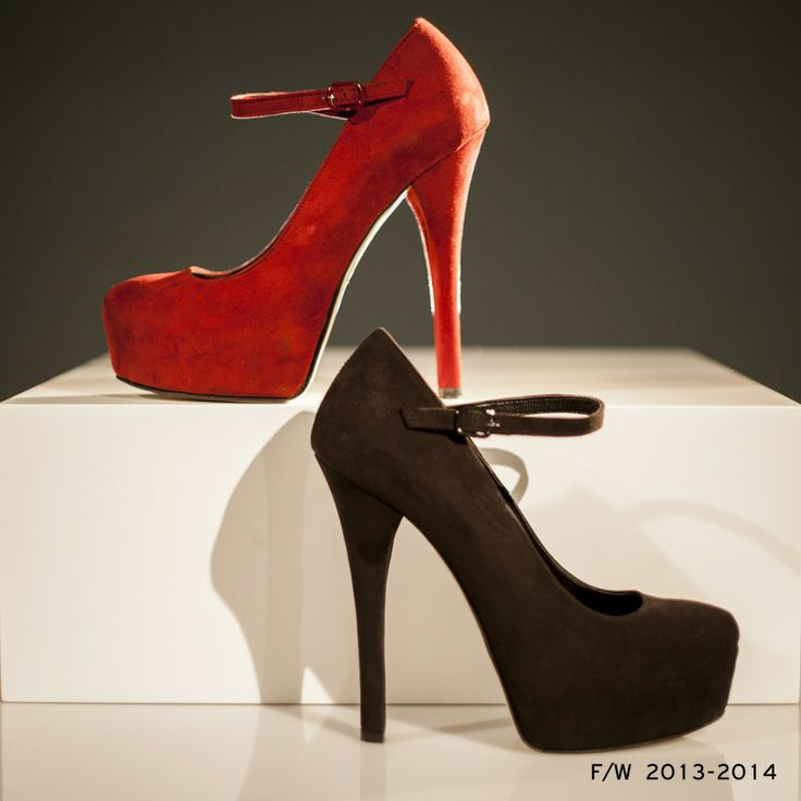 Sante Shoes Heels Winter 2014 Collection