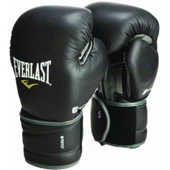 Everlast elite protex training gloves gants de boxe entrainement 14oz noir l xl