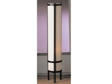 Floor Lamp with Japanese Style in Off White Finish - Asian Floor Lamp - AmazonSmile