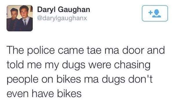 29 Ridiculous Scottish Tweets Perfect For the Saturday Pick-Me-Up - Cheezburger