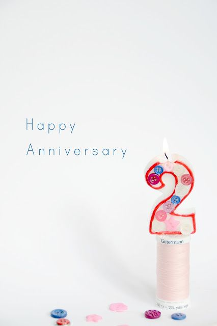 2 Year Wedding Anniversary Ideas Cotton : anniversary happy anniversary anniversary ideas wedding anniversary ...