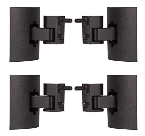 Bose UB-20 Series II Black Wall/Ceiling Bracket (Black 4-...