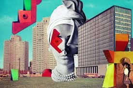 Image result for surreal collage