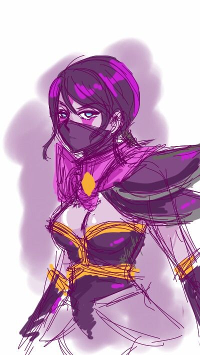 Lanaya Templar Assassin by hai-ru