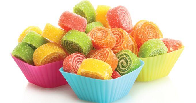 Cukormentes gumicukor - Recept!
