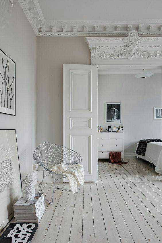 Design for Love: 50 sfumature di bianco: arredare total white