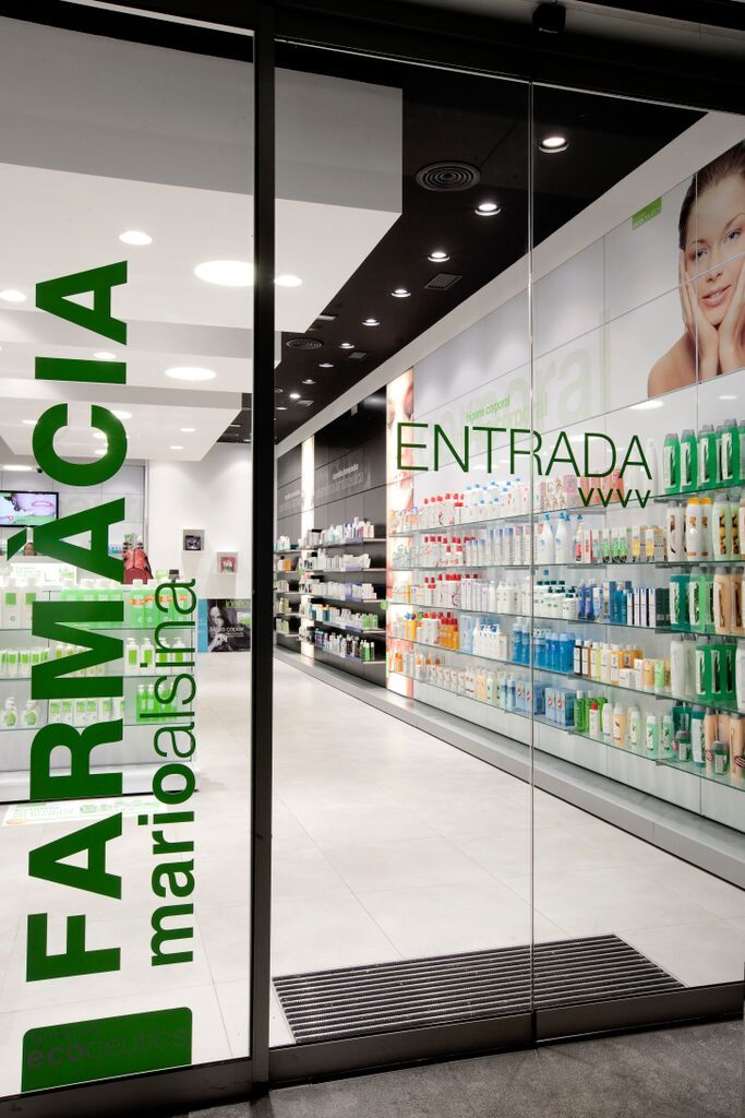 #ecoceutics farmàcia Mario Alsina #castellodempuries #jordifigueroladesign…