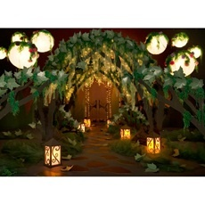 6 ft. Forest Foliage Kit (Set of 4): Forests Prom, Enchanted Forests, Prom Decor, Canopies Theme, Theme Kits, Trees Canopies, Prom Theme, Prom Ideas, Kits Sets