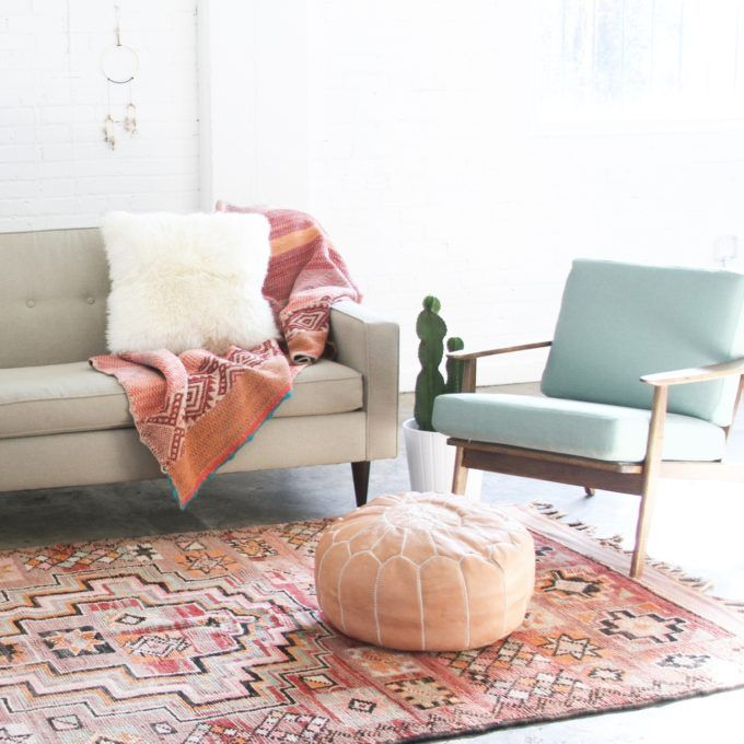 Your New Favorite Bohemian Home Décor Site: Loom + Kiln (Bohemian Modern Living…