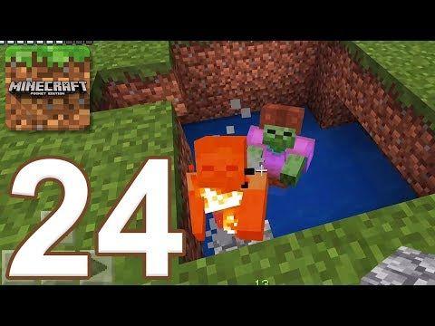 http://minecraftstream.com/minecraft-gameplay/minecraft-pocket-edition-gameplay-walkthrough-part-24-survival-ios-android/ - Minecraft: Pocket Edition - Gameplay Walkthrough Part 24 - Survival (iOS, Android)  Minecraft: Pocket Edition – Gameplay Walkthrough Part 24 – Survival (iOS, Android) Minecraft: Pocket Edition Walkthrough Playlist – https://www.youtube.com/playlist?list=PLGtZwVE-T07sN6mLI2bLxcO8l2F04Gnjt Subscribe –...