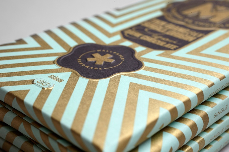 Marou Chocolate packaging designed by Rice Creative