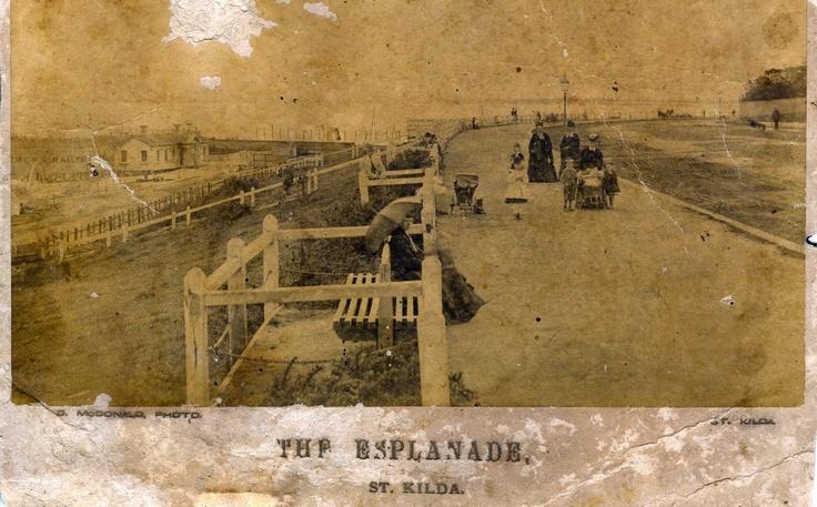 1898 St Kilda, Victoria