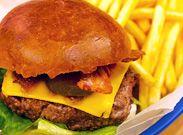 Zelfgemaakte Hamburger (broodjes)