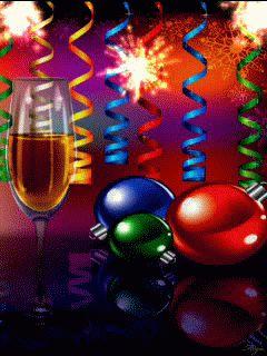 advance gif new year screensavers
