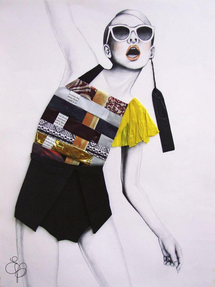 Serie Collage Tav #9 by EVanillaArt on DeviantArt