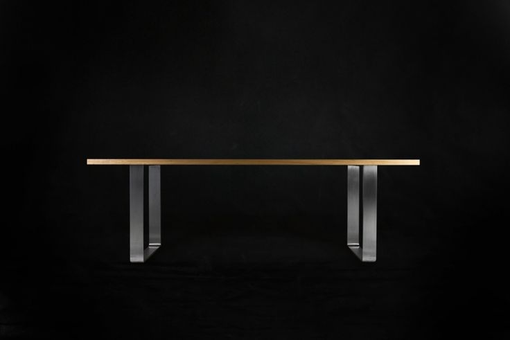 Rolled Hoop Table