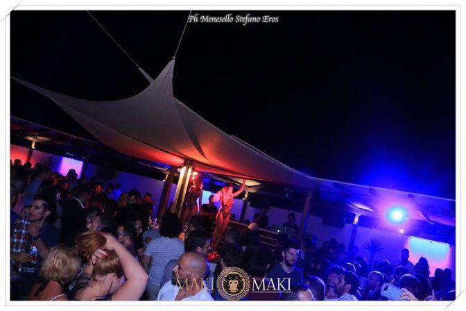 Foto Maki Maki: Foto Maki Maki: le immagini del locale N.1 della Darsena di Viareggio. Maki Maki Viareggio il tuo… #DiscotecheVersilia
