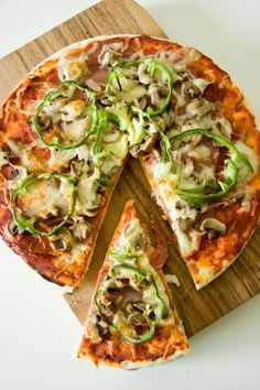 Pizza Italia Rumahan Sederhana Tanpa Oven Namun Tetap Enak