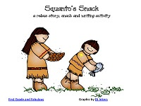 Thanksgiving activityReading, Kindergarten Homeschool, Thanksgiving Activities, Search, Snacks Ideas, Squanto Snacks, First Grade, Social Study, Classroom Thanksgiving