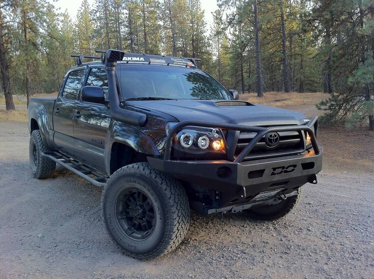 272 Best Images About Tacoma Mods On Pinterest Portal