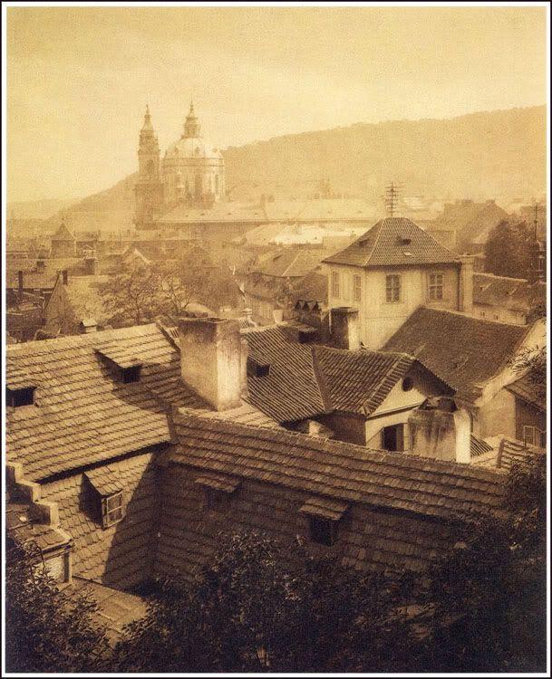 Drahomír Josef Růžička Оldroofs, 1922